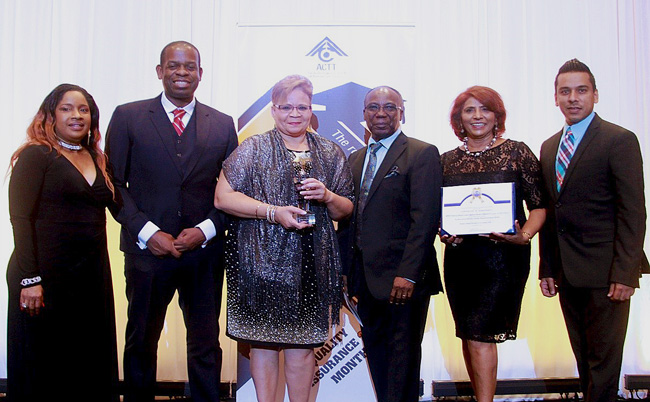 UWI-ROYTEC Wins Big at The ACTT Quality Awards, 2016